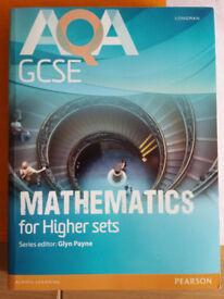GCSE Mathematics for higher sets