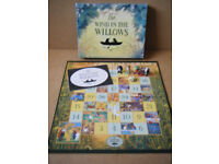 Lovely (Wind in the Willows) board game. Reader's Digest 1997. Complete.