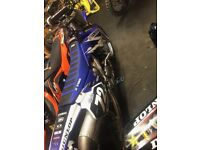 Yzf 250 2009 mint swap or cash offers