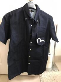 Evisu shirt men's size M