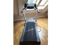 Treadmill Spirit ET4 + Sony Hifi system