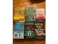 Book Selection Lee Child