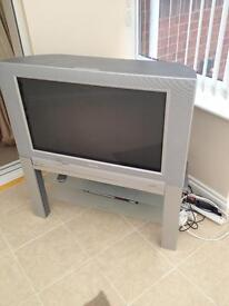 Philips TV and Stand