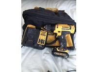 DeWalt 10.8 amp battery and charger