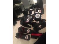 GS Kickboxing gear