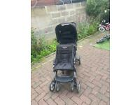 Double Graco pushchair