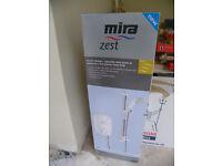 Mira Zest 7.5kW 240v Electric Shower