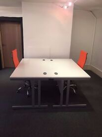 Hotdesk space available in prime location of St Albans