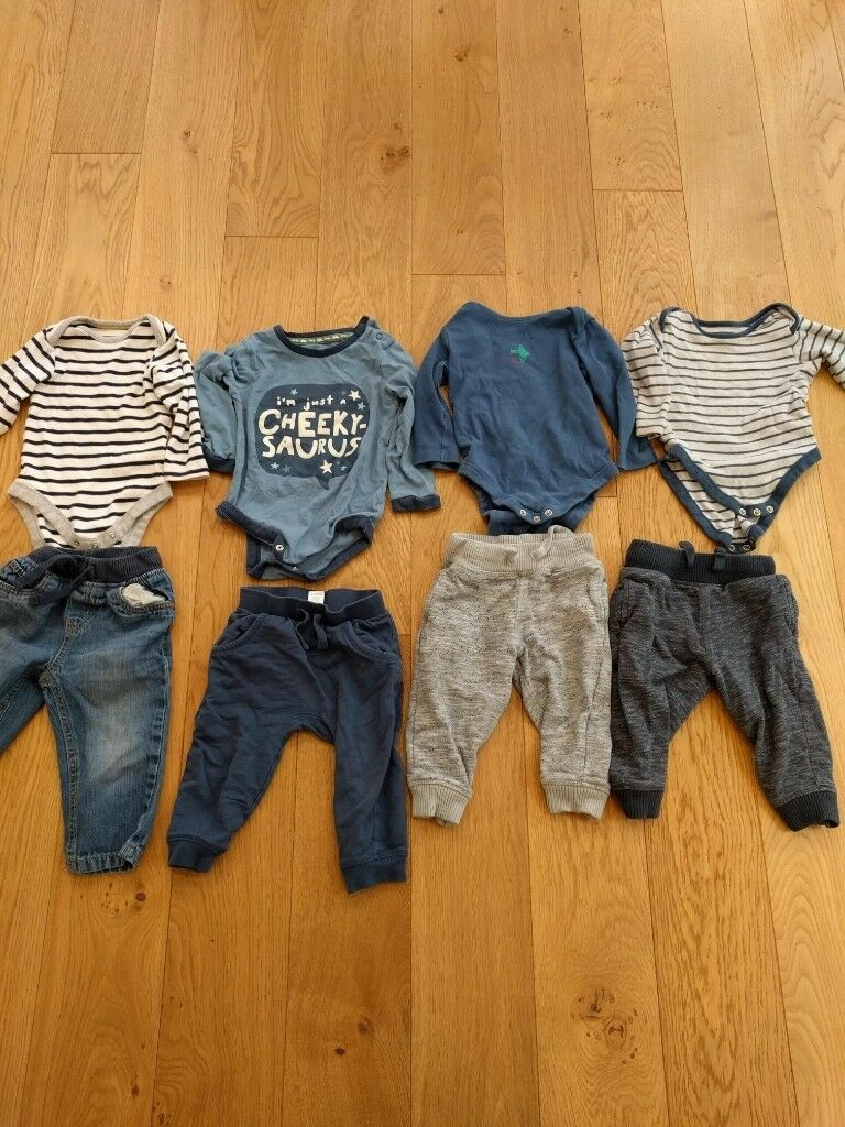 6de84d88128d boys clothes bundle size 9-12 months