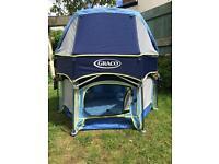 Playpen/sun tent