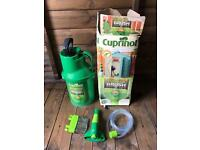 Cuprinol Spray and Brush + 2x 5L paint