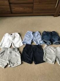 Boys bundle of shorts next 2-3 years