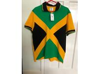 Jamaica flag top