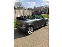CONVERTIBLE MINI Cooper S R52 Supercharged Low Mileage S/History Stunning! Warranty!