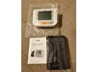 Brand new Upper Arm Blood Pressure Monitor for Home Use with Large Cuff, Digital Electric