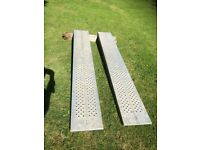 8ft Ifor Williams Trailer Ramps