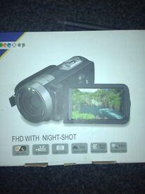 DeeXop HD Digital Camera Digital Video Camcorder and Night Vision