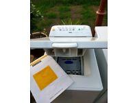 Zanussi Top loading Slimline Washing Machine