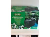 Blagdon Minipond Filter 6000 Pond Filter - New Never Used In Box with all paperwork