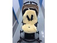 Bugaboo bee with accessories in good condition