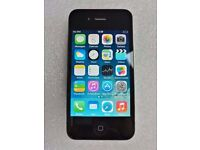 APPLE IPHONE 4S 16GB UNLOCKED WITH RECEIPT