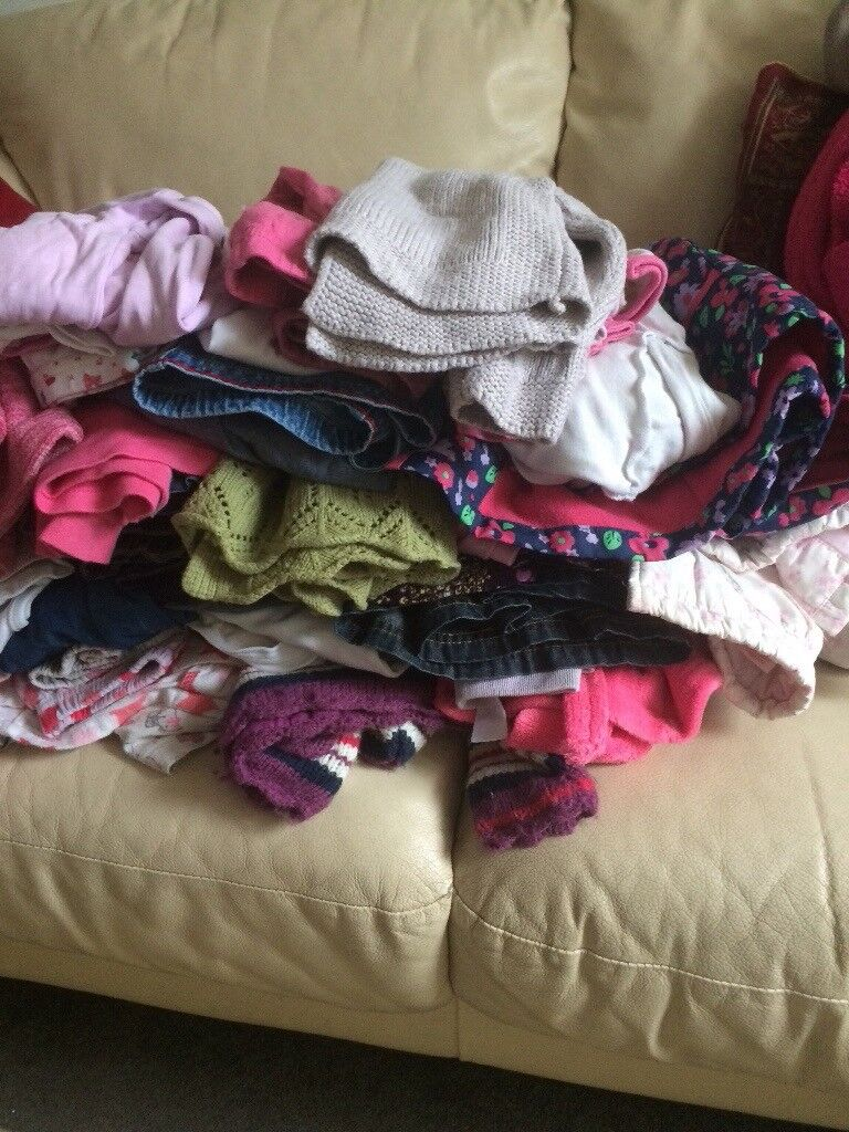 Bundle of Girls clothes 12-18