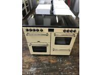 Belling Kensington 100E electric range cooker