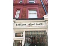 Reflexology, back massage, fullbody relaxing massage in baker st