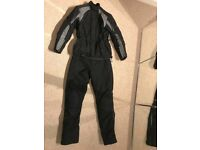 Ladies Motorcycle Clothing - Textile Suit, Boots, Gloves Hein Gericke