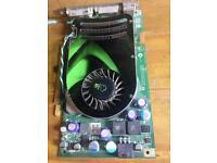 NVIDIA BFG EVGA MSI Geforce 8800 GTS GTX Ultra Video Card Heatsink Cooling Fan