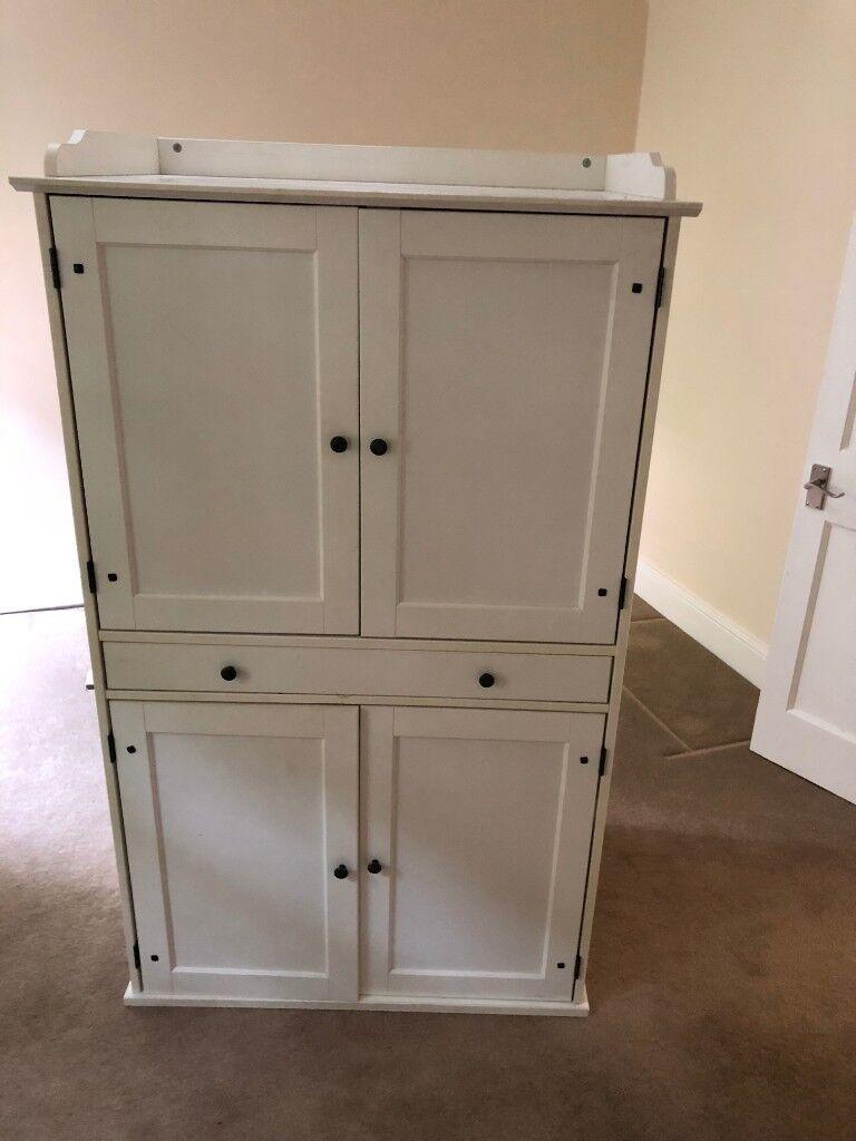 4 Door Cabinet Storage Unit Shelving In Chesham Buckinghamshire Gumtree