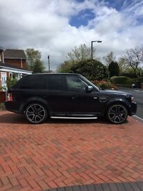 "**REDUCED** Range Rover Sport 2.7 HSE Facelift 22"" Alloys LOW TAX BAND"