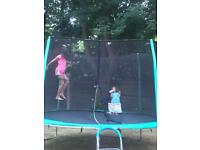 Jump king 12 foot trampoline