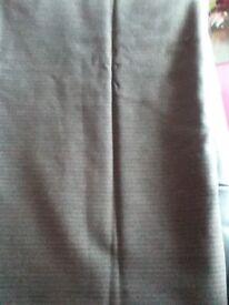 Wool suit material