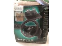 PS3 driving wheel