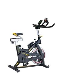 Body Sculpture BC4626 Exercise Bike Pro Racing Studio Cycle Cardio Fitness