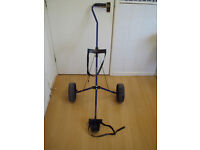 Slazenger golf trolley