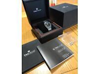 Men's Tag Heuer Carrera WV211B-2 Watch Stainless Steel Bracelet