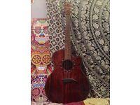 Dean guitar ECOCO Exotica Electro-Acoustic w/ aphex