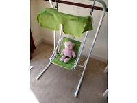 Indoor and Outdoor Children's Swing