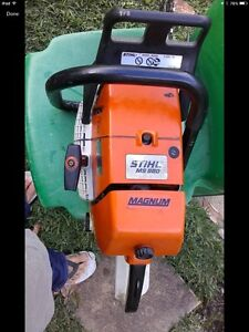 Wanted Stihl ms 880 chainsaw Burns Beach Joondalup Area Preview