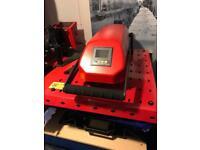 A3+ automatic heat press swing away ,large