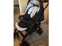 Silver Cross 3D Pram/Pushchair Perfect Cond £200