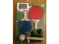 Desktop table tennis. Brand new, ideal novelty gift