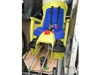 Hamax Siesta Rear Child Bike Seat for Sale