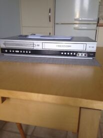 Phillips dvd and video player