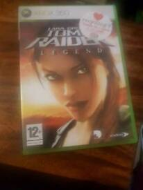 3 Tomb Raider Games on Xbox 360