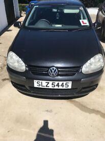 Volkswagen Golf 1.4 petrol