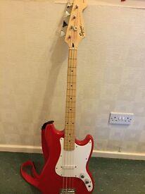 Squire Bronco Bass Guitar