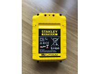 REDUCED Stanley FatMax Li-ion 18V 2.0Ah FMC687L